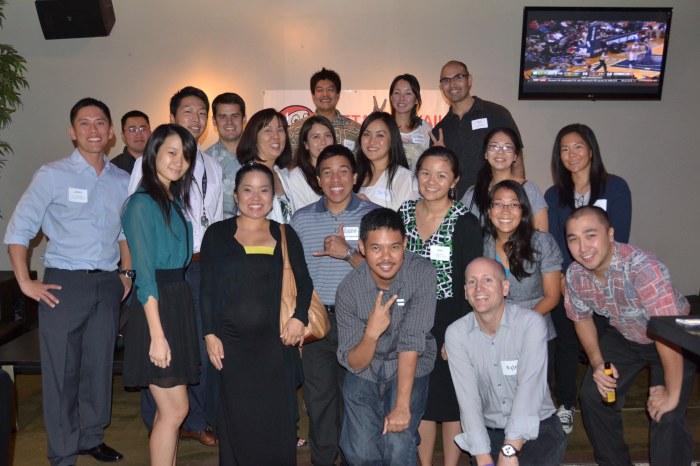 JETAA Hawaii Networker '13 Group Shot